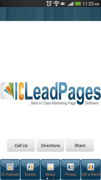 IC Lead Pages English apk screenshot