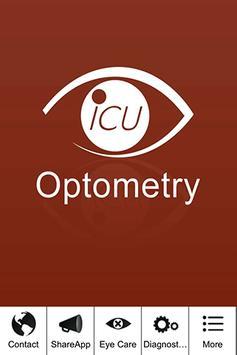 ICU Optometry poster