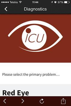 ICU Optometry apk screenshot