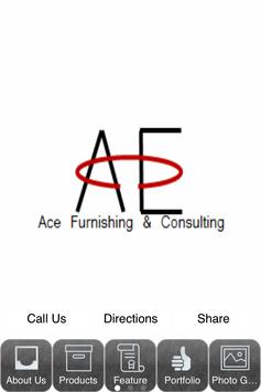 Ace Furnishing & Consulation poster