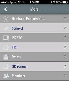 IFDF apk screenshot