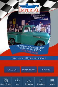 Imperial Auto & Truck Center apk screenshot