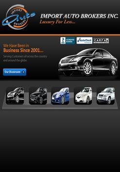 Atlanta Import Auto Brokers apk screenshot