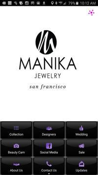 Manika Jewelry poster