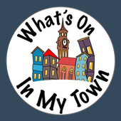 What's On In My Town icon