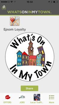 What's On In My Town apk screenshot