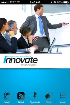 Innovate Mississippi poster