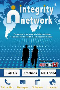 Integrity Network Group poster
