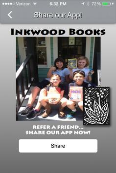 Inkwood Books apk screenshot