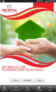 Nicholas Lim poster