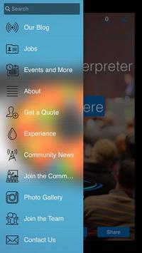 Interpret Riverside apk screenshot