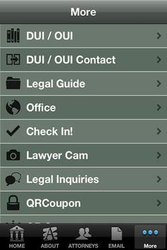 Island Huff Law Office apk screenshot