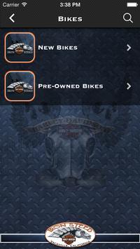 Iron Steed Harley-Davidson® apk screenshot