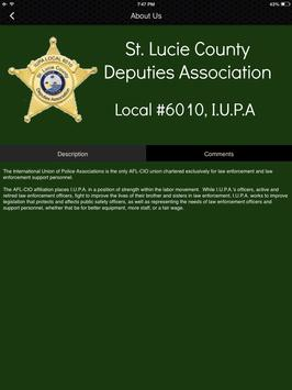 IUPA Local #6010 apk screenshot