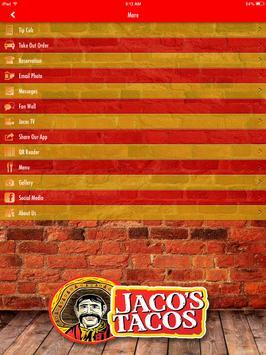 Jacos Tacos apk screenshot