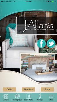J. Allan's poster