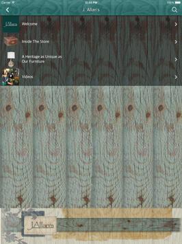 J. Allan's apk screenshot