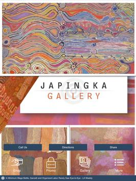 Japingka Gallery apk screenshot