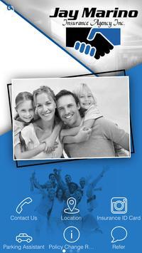 Jay Marino Insurance Agency poster