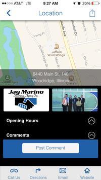 Jay Marino Insurance Agency apk screenshot
