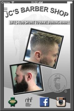 J C's Barber Shop poster