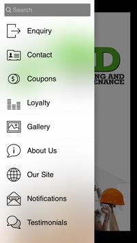 J & D Building Maintenance Ltd apk screenshot