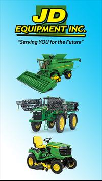 JD Equipment Inc. poster