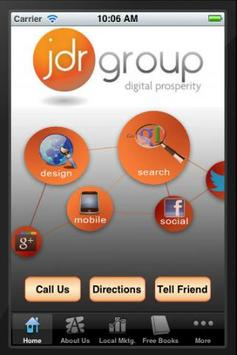 JDR Group poster
