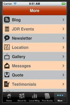 JDR Group apk screenshot