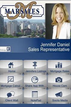 Jennifer Daniel poster