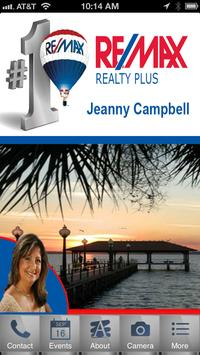 Jeanny Campbell poster