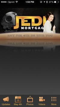Jedi Mortgage poster