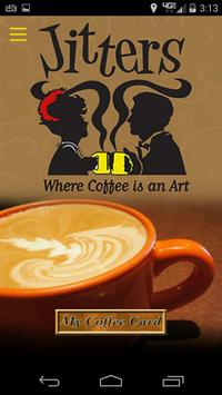 Jitters Coffee Shop poster