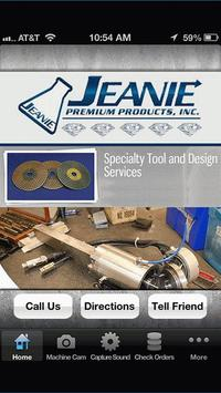 Jeanie Premium Products apk screenshot