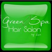 Green Spa Hair Salon icon