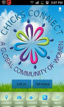 Chicks Connect poster