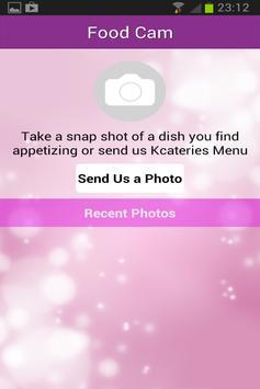 Kcateries apk screenshot