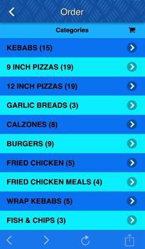 K&C Kebab Burger Pizza House apk screenshot