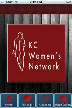 KC Women's Network poster