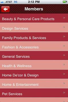 KC Women's Network apk screenshot