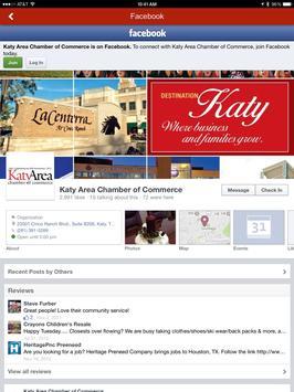 Katy Chamber apk screenshot