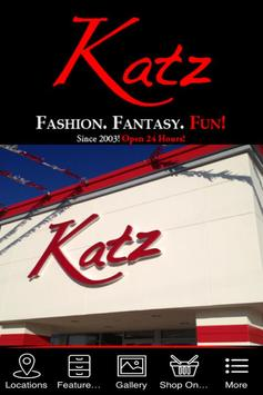 Katz Stores poster