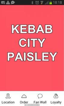 Kebab City poster