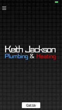 Keith Jackson Plumbing poster