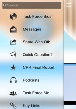 Climate Preparedness TaskForce apk screenshot
