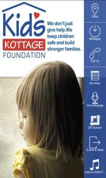 Kids Kottage Foundation poster