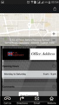 KK Agency apk screenshot