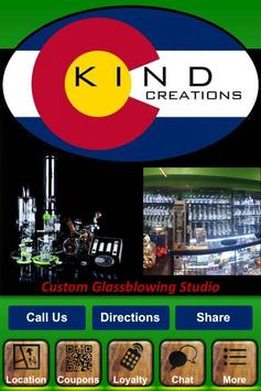 Kind Creations in Fort Collins poster