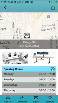 King Office Equipment & Design apk screenshot