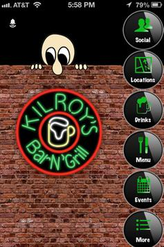 Kilroy's Bar N' Grill poster